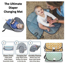 Load image into Gallery viewer, Ultimate Diaper Changing Mat
