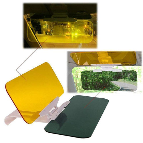 Upgrade Car Day and Night Anti-Glare Visor Driving Mirror (BUY 2 FREE SHIPPING)