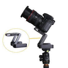 Load image into Gallery viewer, Professional Camera Flex-Z Tilt & Pan Head
