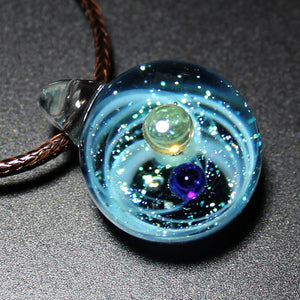 Pendant Nebula Necklace Universe Jewelry Galaxy Necklace Universe Space Out Of Space For Him For Her Special Gift