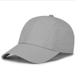 9 Colors Sunshade Mesh Breathable Baseball Cap