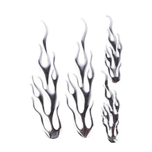 Load image into Gallery viewer, Generic 4 PCS Flame Pattern Car Stickers