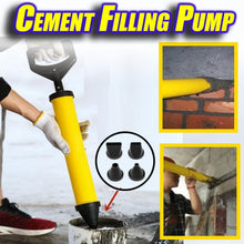 Load image into Gallery viewer, Cement Filling Pump