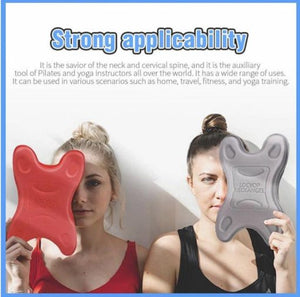 Cervical Spine Stretching Pillow Massager Cervical Spine Correction Device To Relieve Cervical Spine Pain Portable Neck Pillow
