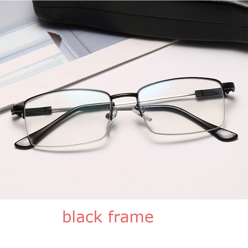 Unisex Progressive Multifocal Reading Glasses Anti Blue Light