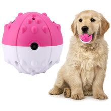 Load image into Gallery viewer, Electric Pet Chewing Bite Bouncing Ball Toy
