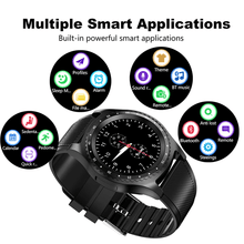Load image into Gallery viewer, Luxury LED Smart Watch