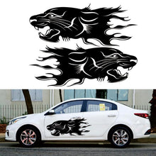 Load image into Gallery viewer, 2PCS Lion Totem Car Stickers