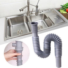 Load image into Gallery viewer, Bathroom Sink Flexible Sink Trap (2 PCS)