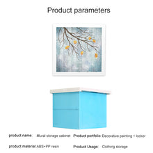 Load image into Gallery viewer, Foldable Bathroom Mural Storage Box