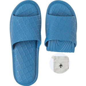 Space Saving Folding Slippers For Travel, Home and Couples