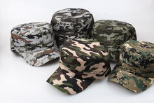 Load image into Gallery viewer, Fashion Men Outdoor Army Military Camouflage Hats
