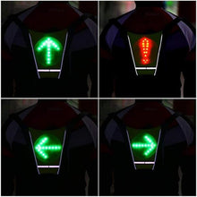 Load image into Gallery viewer, Cycling LED Bicycle Vest
