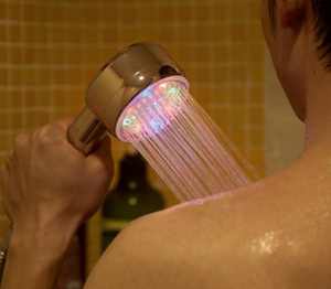 Unicorn Rainbow Shower Head