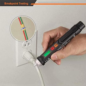 Advanced Wall Scanner, Wire And Water Pipe Stud Finder