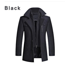 Load image into Gallery viewer, Men's Winter Warm Sleeve Coat