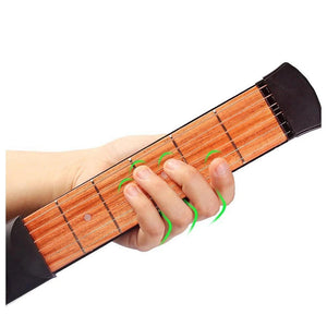 Pocket Guitar Exercise Tool