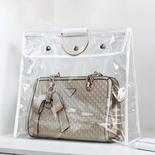Load image into Gallery viewer, Fashion Clear Dust-proof Bag