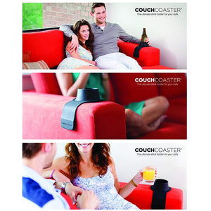 CouchCoaster - The Ultimate Drink Holder for Your Sofa