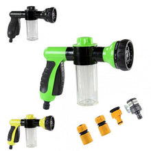 Load image into Gallery viewer, Foam Water Gun High Pressure Nozzle