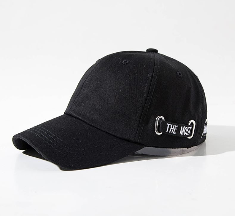 Unisex Embroidered Baseball Cap