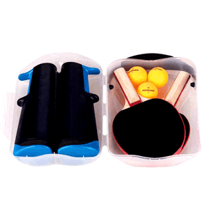 Portable Folding Table Tennis Set (include the Paddles and Balls)