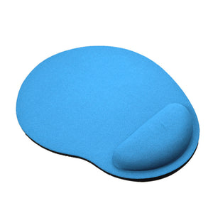 Silicone Wristband Mouse Pad For Relieving Wrist Soreness