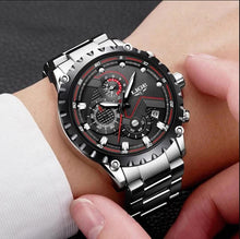 Load image into Gallery viewer, Men's Chronograph Sports  Business Waterproof Watch