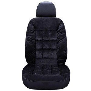 Winter Universal Car Interior Plush Warm Seat Cushion Christmas Gift