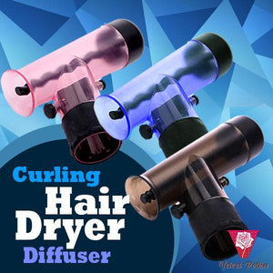 Curling Hair Dryer Diffuser