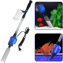 Load image into Gallery viewer, Electric Aquarium Gravel Cleaner