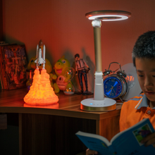 Load image into Gallery viewer, Record History|3D Printed Rocket Lamps