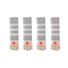 Load image into Gallery viewer, Cat Paw Protection Socks For Chairs (set of 4)