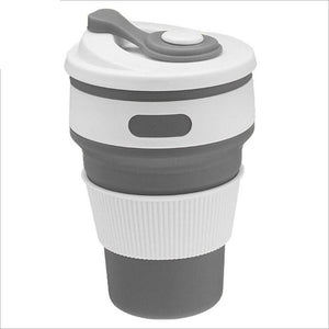 Amazing Silicone Eco-Friendly Folding Cups For Travelling