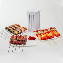 Load image into Gallery viewer, Meat Skewer Kabob Maker Box