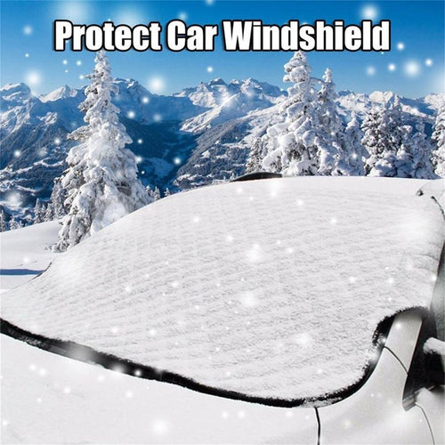 Car Front Windshield Anti-Frost & Dust-proof Snow Cover