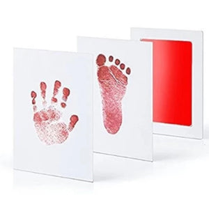 Baby Footprint and Handprint Kit