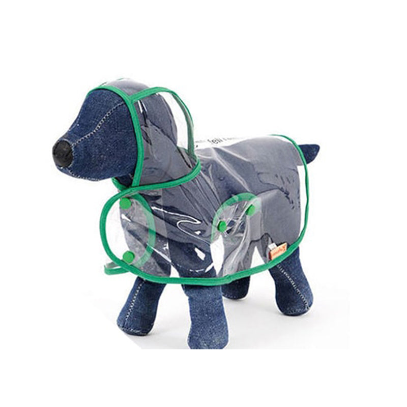 Adorable Doggy Raincoat