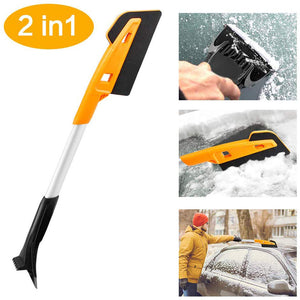 Strong EVA Car Snow Forklift Do Not Hurt Car Glass