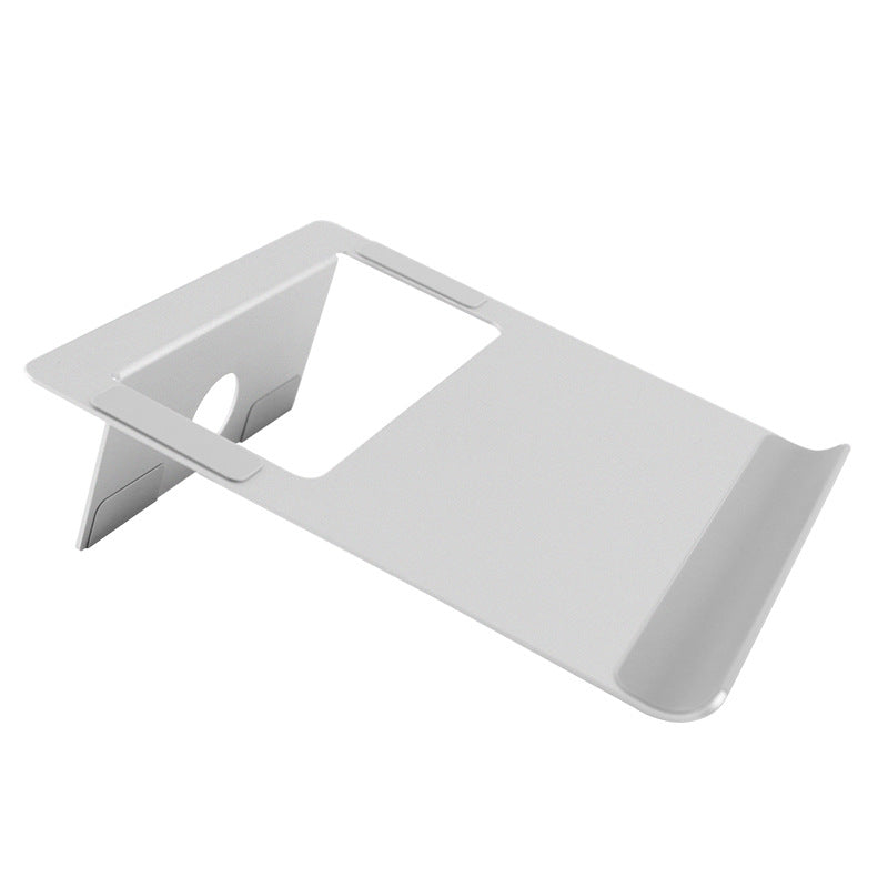 ALUMINUM ALLOY PORTABLE LAPTOP AND TABLET STAND FOR MACBOOK