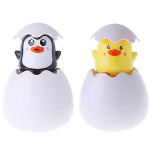 New Duck Egg Penguin Egg Bath Toys