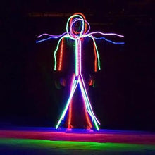 Load image into Gallery viewer, LED STICKMAN COSTUME LIGHT