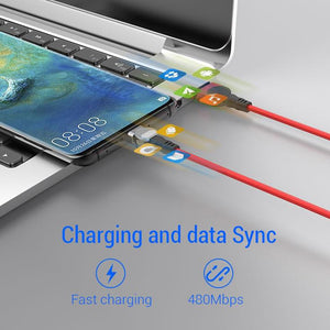 ROTATING MAGNETIC ABSORPTION CHARGING CABLE