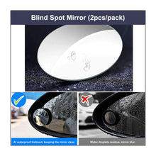 Load image into Gallery viewer, Blind Spot Mirror (2pcs/pack)