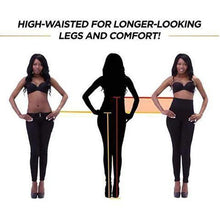 Load image into Gallery viewer, HOLLYWOOD HIGH WAIST SHAPING LEGGINGS