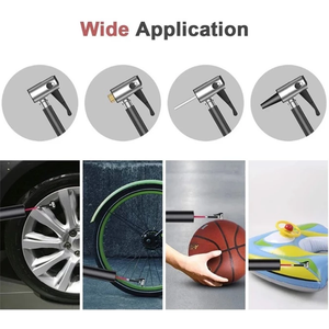 【Free Shipping】Wireless Portable Electric Air Pump Tire Inflator