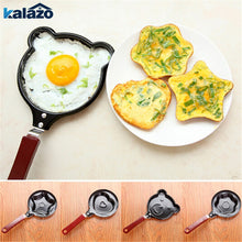 Load image into Gallery viewer, Creative breakfast DIY frying pan