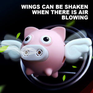 FLYING PIG CAR PERFUME【BUY 1 GET 1 FREE】
