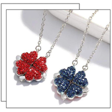 Load image into Gallery viewer, Lucky Four Leaf Clover Necklace