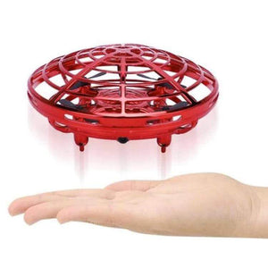 Hand Controlled Flying Mini-Drone